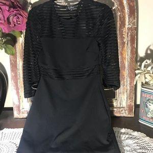 Lulus Black Mini Dress Size Small